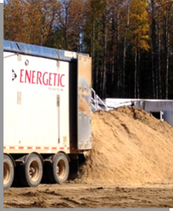 Energetic Services Sawdust
