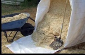Energetic Services Sawdust